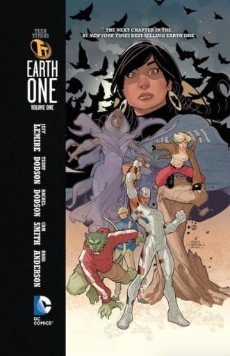 Comic completo Teen Titans: Tierra Uno Volumen 1