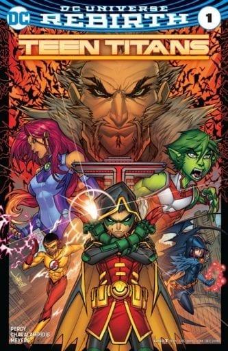 Comic completo Teen Titans Volumen 6