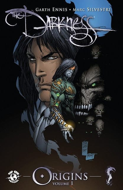 Comic completo The Darkness [Volumen 1 Al 3]