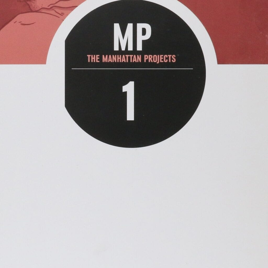 Comic completo The Manhattan Projects