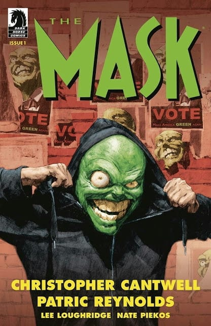 Comic completo The Mask - I Pledge Allegiance to the Mask