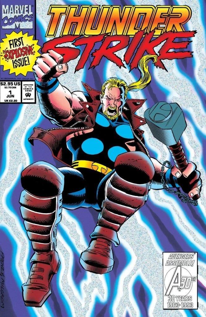 Comic completo Thunderstrike Volumen 1