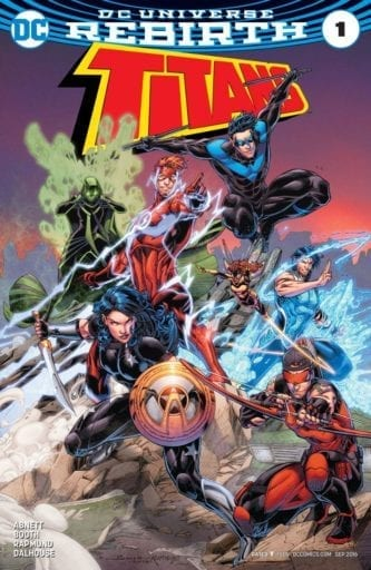 Comic completo Titans Volumen 3