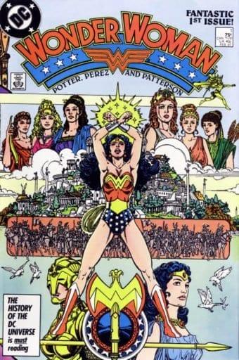 Comic completo Wonder Woman Volumen 2