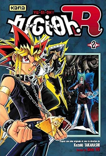 Manga completo Yugioh R