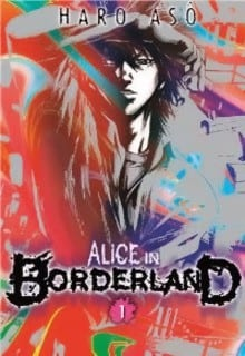Descargar Alice in Borderland manga