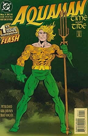 Descargar Aquaman Time and Tide comic
