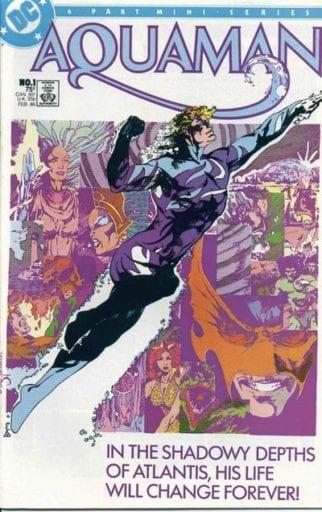 Descargar Aquaman Volumen 2 comic