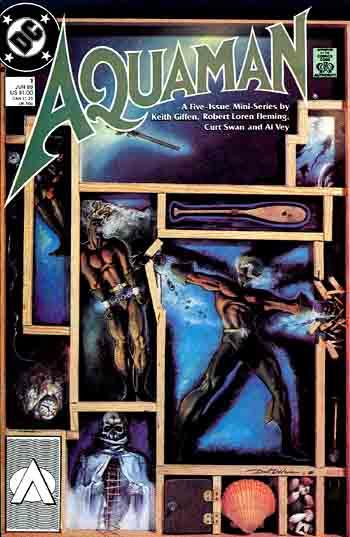 Descargar Aquaman Volumen 3 comic