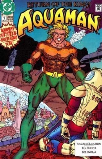 Descargar Aquaman Volumen 4 comic