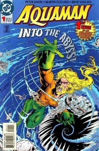 Descargar Aquaman Volumen 5 comic