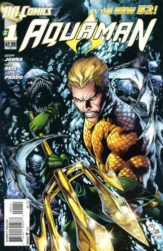 Descargar Aquaman Volumen 7 comic