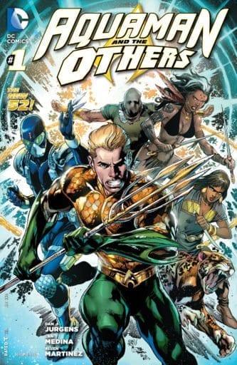 Descargar Aquaman and the Others Volumen 1 comic