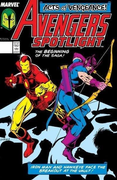 Comic completo Avengers Spotlight: Acts Of Vengeance