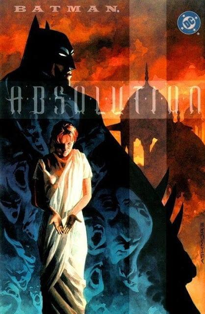 Comic completo Batman Absolution