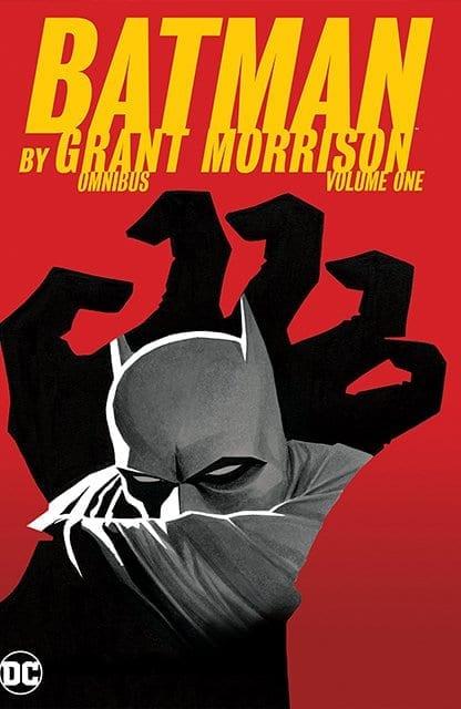 Comic completo Batman Grant Morrison