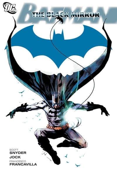 Comic completo Batman The Black Mirror