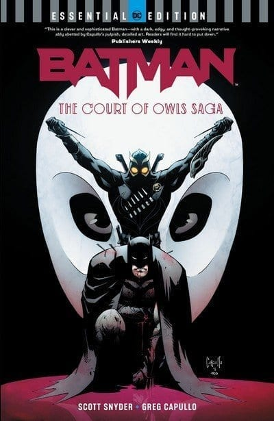 Comic completo Batman: The Court of Owls