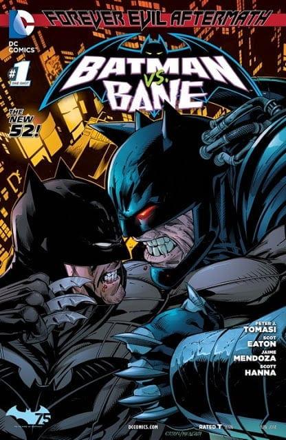 Comic completo Forever Evil Aftermath: Batman vs. Bane