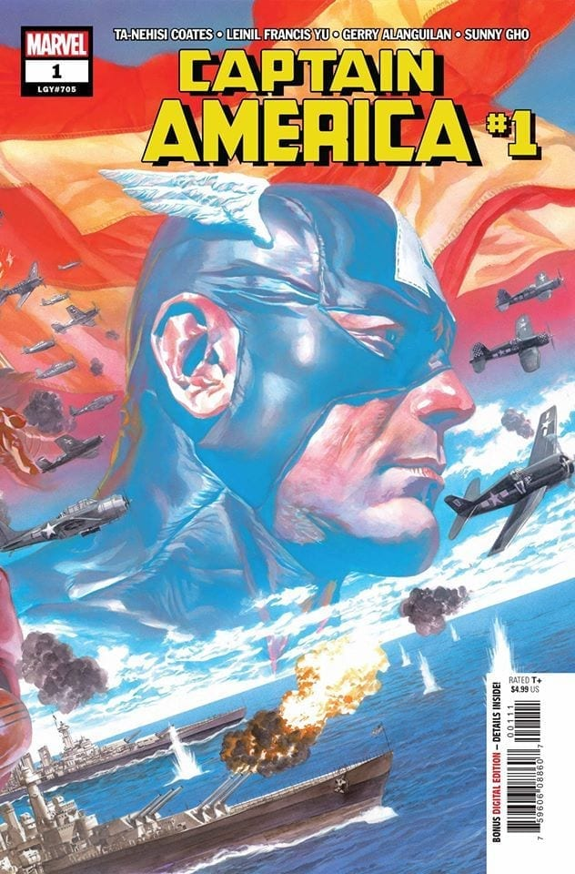 Descargar Captain America Volumen 9 comic