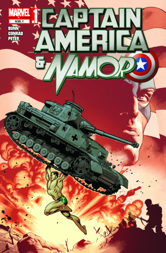 Descargar Captain America and Namor Volumen 1 comic