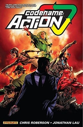 Comic completo Codename Action