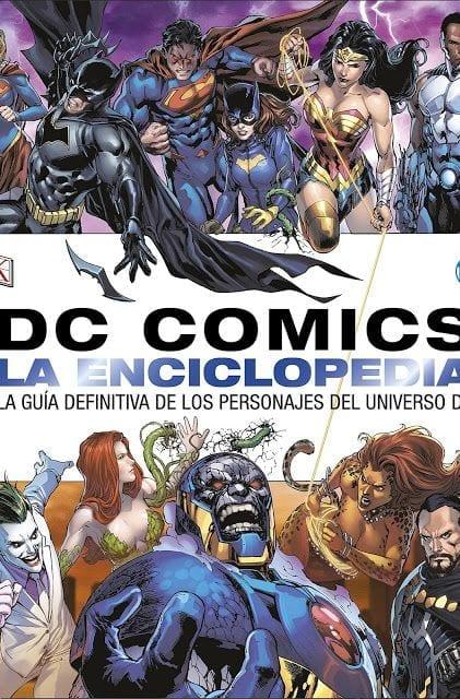 Descargar DC Comics La Enciclopedia comic
