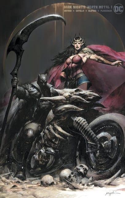 Manga completo Dark Nights Death Metal