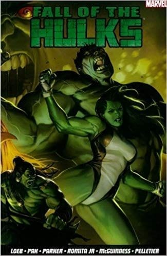 Comic completo Falls Of The Hulks