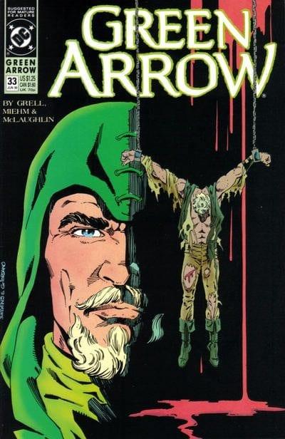Descargar Green Arrow Volumen 2 comic
