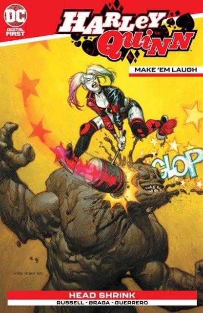 Comic completo Harley Quinn: Make 'em Laugh