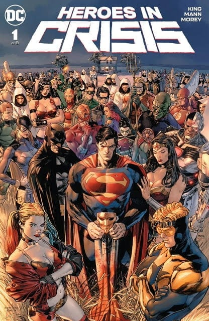 Comic completo Heroes In Crisis