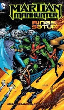 Comic completo Martian Manhunter: Rings of Saturn