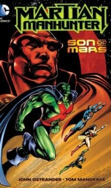 Comic completo Martian Manhunter: Son of Mars