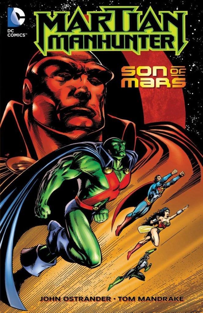 Comic completo Martian Manhunter: Son of Mars
