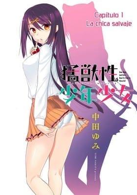 Descargar Moujuusei Shounen Shoujo manga