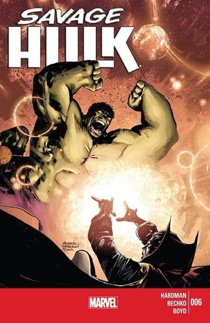 Descargar Savage Hulk comic