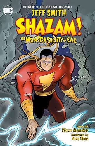 Descargar Shazam The Monster Society of Evil comic