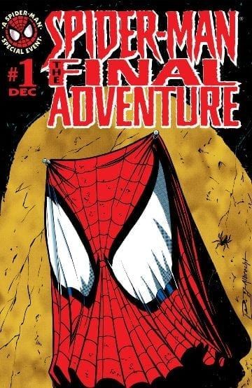 Comic completo Spider-man The final adventure
