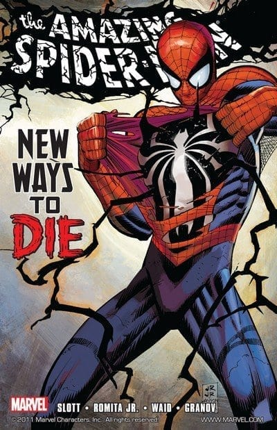 Comic completo The amazing Spiderman New Ways To Die