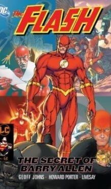 Comic completo The Flash: El Secreto de Barry Allen