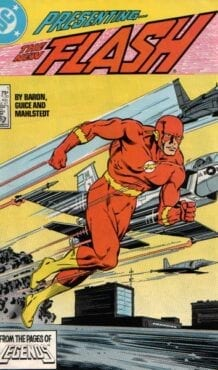Comic completo The Flash Volumen 2