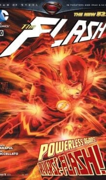 Comic completo The Flash Volumen 4