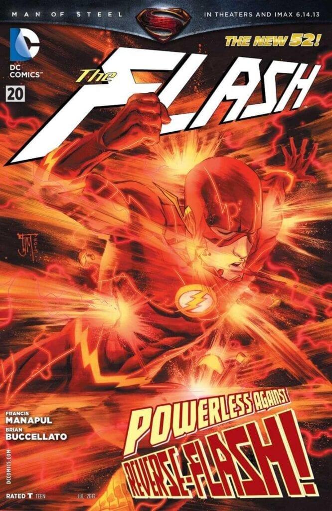Descargar The Flash Volumen 4 comic