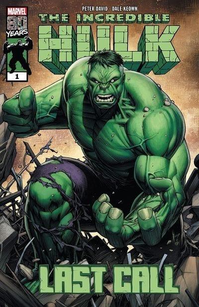 Descargar The Incredible Hulk Last Call comic