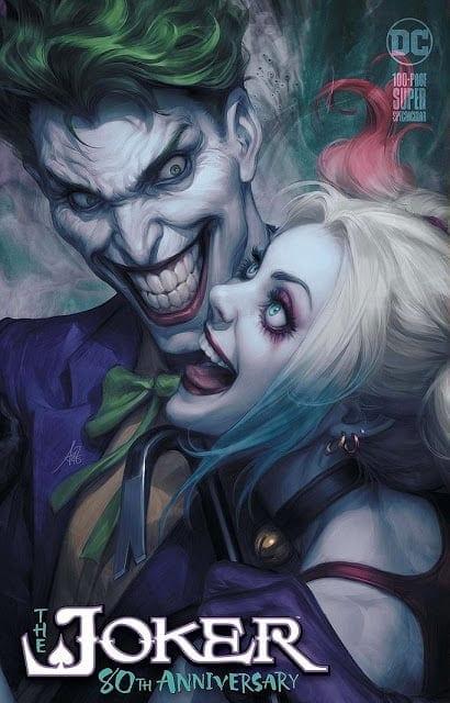 Descargar The Joker 80 Anniversario comic