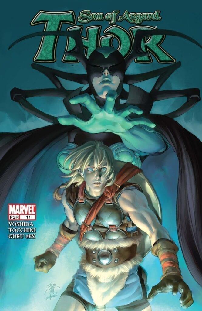Descargar Thor Son Of Asgard comic