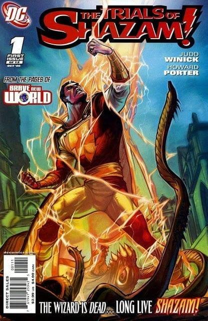 Comic completo Trials of Shazam