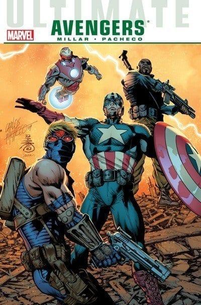 Comic completo Ultimate Avengers