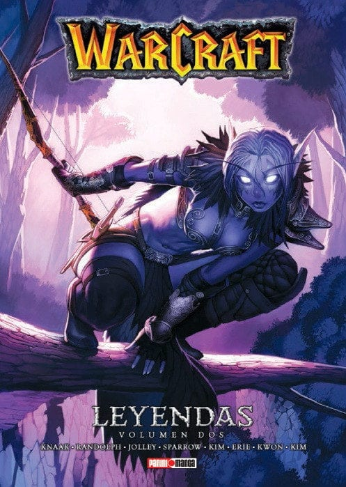 Descargar Warcraft Leyendas comic